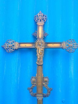 Crosses Statues and other Ecclesiastical items
